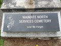 Image for Waimate North Services Cemetery - Waimate North, Northland, New Zealand