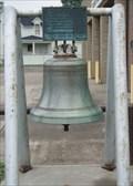 Image for Firefighter Memorial Bell  -  Bolivar, NY