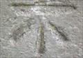 Image for Cut Bench Mark - Old Marylebone Road, London, UK