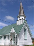 Image for St Mary's Anglican Church. Riverton. New Zealand.