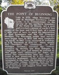 Image for Point of Beginning - Hazel Green, WI