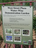 Image for West Street Plaza Water-Wise Demonstration Garden - Reno, NV