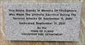 Image for Plains VFD 9/11 Memorial - Plains, MT