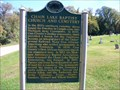 Image for Chain Lake Baptist Church and Cemetery