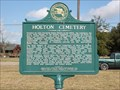 Image for Holton Cemetery