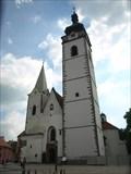 Image for kostel Narození Panny Marie - Písek, CZ