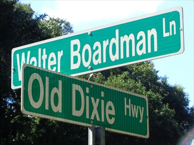 Ormond Scenic Loop - Dixie Highway - Florida.
