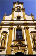 Image for Kosciól sw. Krzyza / Church of the Holy Cross - Cieszyn (Poland)