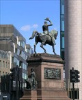 Image for Albert, Prince Regent.  Holborn Circus, London