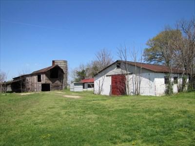 Remaining Buildings, Fredericksburg, VA