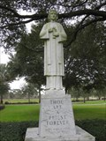 Image for John Mary Vianney - Cavalry Catholic Cemetery - Clearwater, FL