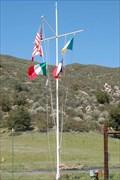 Image for Rock Basin Vineyard Flag Pole - Santa Margarita California