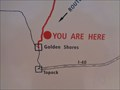 Image for You Are Here - Historic Route 66 - Mohave Dessert, Arizona, USA.