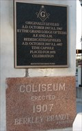 Image for Cowtown Coliseum Cornerstone Time Capsule - Fort Worth, TX
