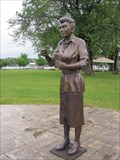 Image for Lucille Ball Statue - Celoron NY