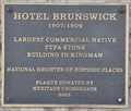 Image for LARGEST -- Native Tufa Stone Building in Kingman