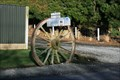 Image for Wagon Wheel Mailbox — Invercargill, New Zealand
