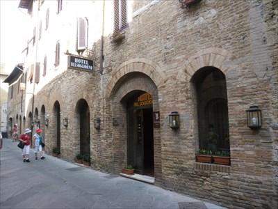 Bel Soggiorno - San Gimignano - Antique Hotels on Waymarking.com