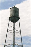 Image for Old Water Tower - Lamont, OK