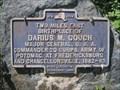 Image for Darius M.  [sic] Couch