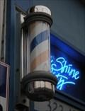 Image for Mueller's Barber Shop, Perrysville, Pittsburgh, Pennsylvania