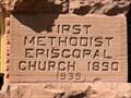 Image for 1890 - First United Methodist Church - Cheyenne, WY