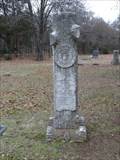 Image for James Little - New Chatfield Cemetery - Chatfield, TX