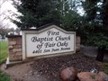 Image for First Baptist Church - Fair Oaks CA