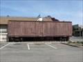 Image for Livermore Freight Car - Livermore, CA