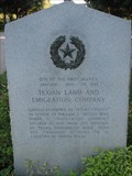 Image for Texian Land and Emigration Company