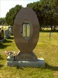 Image for Pierre tombale d'un Plongeur, Oley Olsen, Baie-Comeau,Qc.Canada