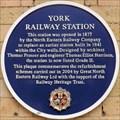 Image for York Railway Station - Station Road, York, UK