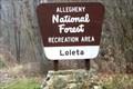 Image for Loleta Recreation Area Campground - Elk County, Pennsylvania