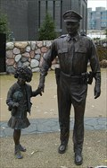 Image for Police and Firefighters Memorial - Elkhart, IN
