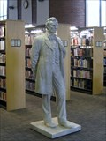 Image for Abraham Lincoln Statue - City of Orem Library, Orem, Utah