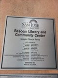 Image for Bascom Library and Community Center - 2013 -  San Jose, CA