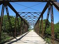Image for Cottonwood River Pratt Truss Bridge - Cedar Point, Kansas