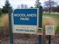 Image for Woodlands Park Disc Golf - Perrysburg, Ohio
