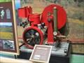 Image for 1927 Fitzhenry Guptill Fire Pump - Lanesborough, MA
