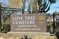 Image for Lone Tree Cemetery - Hayward, CA
