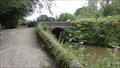 Image for Canal Lock 7 Stone Bridge On The Peak Forest Canal – Marple, UK