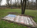 Image for Sweet Woods German POW Camp marker and flag - Thornton, IL
