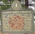 Image for Georgetown College, Georgetown, Scott County, Kentucky