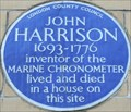 Image for John Harrison - Dane Street, London, UK