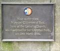 Image for Margaret Clitherow - Bridge Street, York, UK