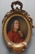 Image for Benjamin Franklin Portrait  -  New York City, NY