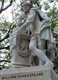 Image for Shakespeare - William Shakespeare Statue - Leicester Square, London, UK