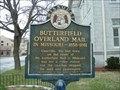Image for Butterfield Overland Stage - Cassville,Mo