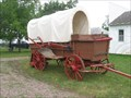 Image for Pioneer Covered Wagon – Sioux Center, IA