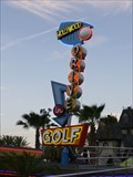 Image for Hollywood Drive-In Golf at Universal CityWalk, Florida.